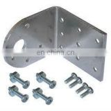 u shaped metal brackets Custom galvanized metal brackets
