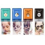 Animal Face Mask/Control Hydrating animal face mask/ Nourish Facial Mask