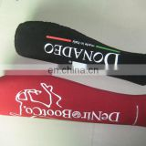 Promotion inflatable flocking shoe holder with custom logo printing