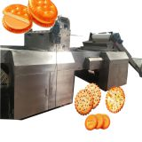 Food machinery full automatic biscuit processing machine