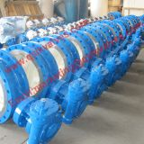 Flange Type Butterfly Valve With Bi-directional Seaing Performance