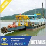 20 inch cutter suction dredger gold dredging machine for sale