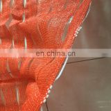 100% virgin HDPE fire retardant safety construction signal mesh/safety barrier fence/Plastic orange barrie net