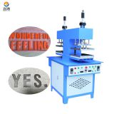 Letter Logo Printing Embossing Machinery For T-Shirt Fabric