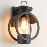 Outdoor wall lamp USA Style glass wall lamp used outdoor on the wall 8047
