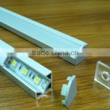 Anodising surface aluminum profile for led strip
