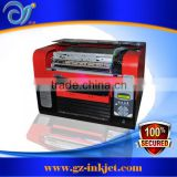 Super economical A3 size digital UV flatbed printer for plastic pvc card                                                                         Quality Choice