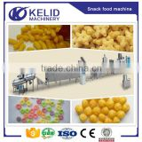 Mini commericial Twin screw extruder corn snack food making machine