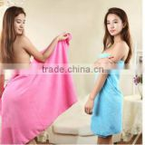 full color beautiful design promotion hotel bath towel microfiber towel                                                                                                         Supplier's Choice