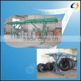 Truck Tyre Retread Machine/Monorai Tyre Loader