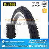 26x1.95 bike tyres and tubes of bike part in china