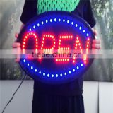 Animated Display LED Open Sign Store Shop Flashing Neon Light