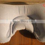 promotional pvc inflatable pillow