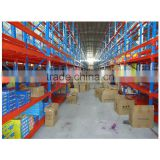 alibaba china hot sell Warehouse Adjustable Pallet shelving