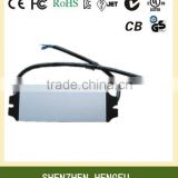 12W 12V 1A 1000mA Waterproof LED Driver with CE FCC ROHS UL SAA C-Tick KC PSE approved