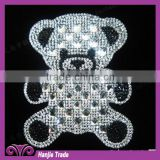 Manufacturers selling hot drilling design processing small wholesale sale new shiny stick drill teddy bear