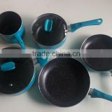 Promotion China Price Marble Coating Cookware