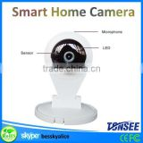 2015 hot wireless wifi home security camera baby monitor,1.0mp baby monitor with smart phone viewing