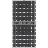 300W Tempered Glass Laminated Monocrystalline Silicon Solar Panel Module with CE/TUV/ RoHS Certificates