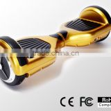 electric drifting balance scooter with 36V lithium led light, with CE FCC ROHS