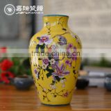 antique China Hand Painted decorative Porcelain Vase for Wedding