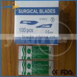 Suture and Scalpel Kit, Disposable Surgical blade with sterile carbon steel blade,                                                                         Quality Choice