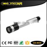 Onlystar GS-8035 aluminum 3 led hot sell hand torches                                                                         Quality Choice