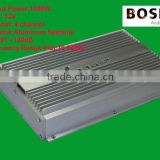 4 channel extreme power amplifier in aluminum alloy professional
