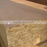 16.5mm Chinese square blockboard core, poplar inside filler block board (BLOCKBOARD MANUFACTURER)
