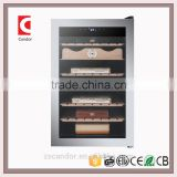 Candor: Loading 400pcs Cigar / Constant Humidity Electric cooling Cabinet Humidor With ETL,CE, ROHS approvals CH-70