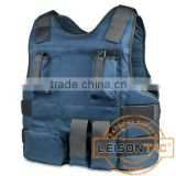 Ballistic Vest adopt 1000D Cordura or nylon stitched by 4 ply nylon thread bulletproof Vest is durable