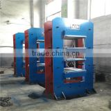 Frame tyre rubber vulcanizing press / Plate rubber vulcanizer / rubber tube making machine