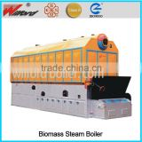 DZL Chain grate coal or wood fired industry steam boiler made in China with competitive price                                                                         Quality Choice