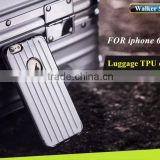 For iphone 6/plus Style case cover, TOP Electroplating, Luggage TPU material special series
