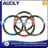 Auto accessories interior decoration Silicone rubber Racing Car Steering Wheel