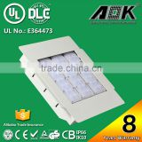 DLC UL Listed Factory Customized Modular LED Canopy Light for Gas Station with Motion Sensor
