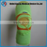 Handmade products 7mm neoprene powerlifting knee sleeves
