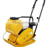 China Suppler vibrating loncin plate compactor for sale with Good Quanlity Low Price