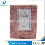 Fujifilm Film Album 64 Pockets Vintage Floral Photo Album for Instax Mini Films