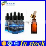 Factory price 10ml ejuice glass bottle with glass dropper,e cigarette liquid bottle                                                                         Quality Choice