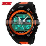 Skmei 1015 sports analog digital watch wholesale water resistant top selling mens watches