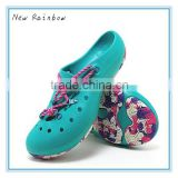 Eva kid latest clogs