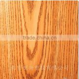 Grade A raw material extrusion 0.5*22mm wood grain color pvc edge banding for furniture