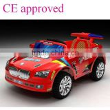 CE approved dc motor for toy cars with music,front working lights