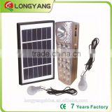 2016 new model portable solar hand lamp energy lighting system use for Africa