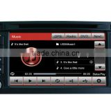 FOR Volkswagen touareg navigation system with CE and ROHS certificates