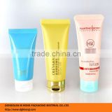 20ml flip cap offset printing surface handling and hair extension usage plastic tube