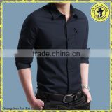 Men's long-sleeved shirt cultivating cotton non-iron men's business casual shirt