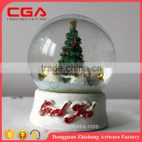 factory outlet hot sale hand-painted christmas glass crystal ball ornament