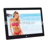 "13.1"" China Bulk Android WIFI Multi Touch Screen Digital Photo Frame With Bluetooth"